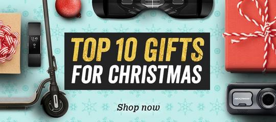 Check out these top 10 Christmas gifts